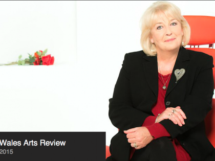 BBC Wales Arts Review 2015