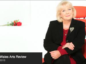 BBC Wales Arts Review 2015